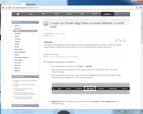 can you make a itunes account without a credit card technocat s techtalk 6 tv with itunes on your