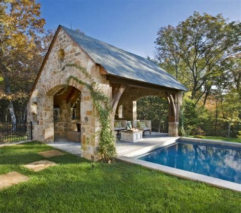 Pool House Ideas by 22 Fantastic Pool House Design Ideas Style Motivation