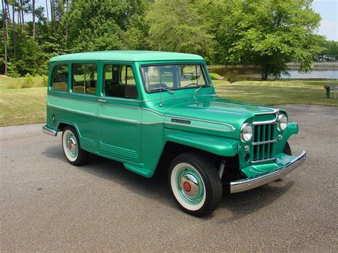 jeep willys wagon for 1960 willys jeep station wagon 93383
