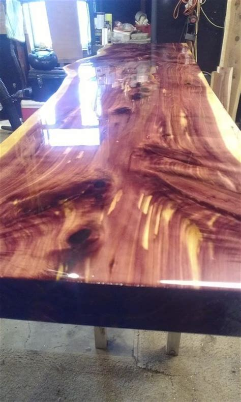 Cedar Bar Top by Cedar Bar Top By Cedar Furniture Lodge Lumberjocks