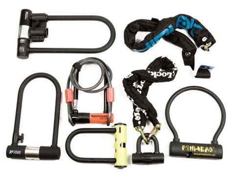 best bike lock 7 of the best bike locks cycling weekly