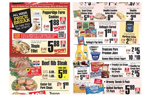 coupon matchups this week shoprite