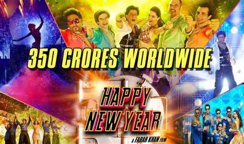 new year box office happy new year box office collects rs 350 crore worldwide