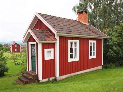 Sweden Cottages by Swedish Stuga Cabins