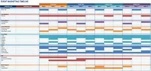 pr timeline template free marketing timeline tips and templates smartsheet