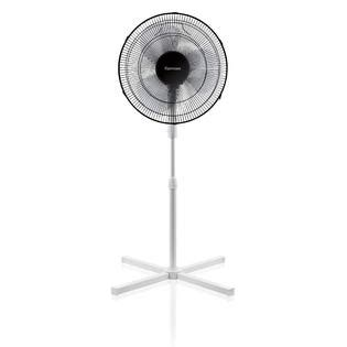 kenmore 18 inch stand fan with remote kenmore 35600 16 quot stand fan black cover white base stand