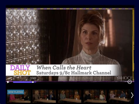 lori loughlin hallmark commercial decorative wall panels as seen on quot when calls the heart