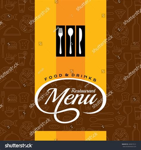 menu card design template vector free menu card design templates free card design ideas