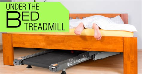 under bed treadmill 3g cardio 80i fold flat treadmill is only under the bed