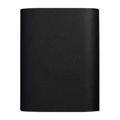 kerzenteller metall schwarz tuti wandleuchte 16x9cm aus lackiertem mattem metall
