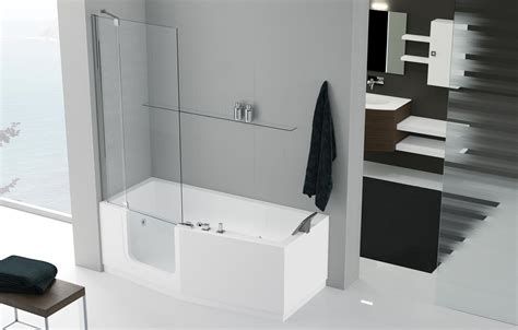 badewanne tür nachrüsten pin badewannen mit t 252 r design f 252 r moderne b 228 der b 196 der
