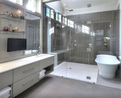 room with bathtub bathroom remodeling trends for 2017 cook remodeling
