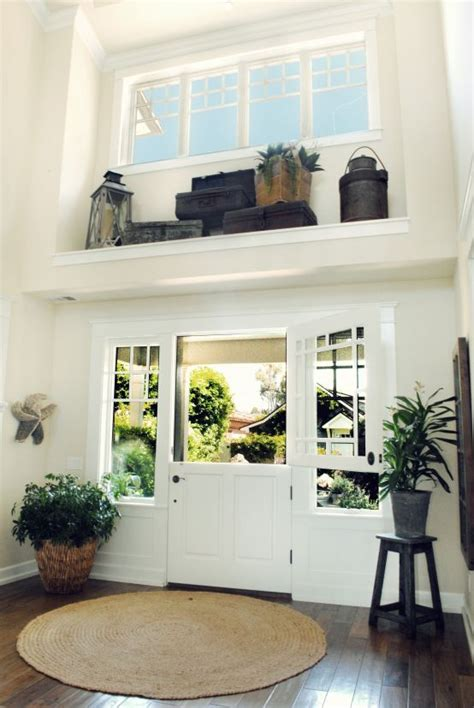 High Efficiency Windows Decor Capo Paint Colors The Doors And Plant Ledge Decorating