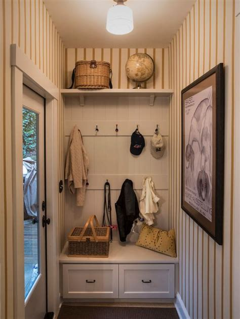 Mudroom Addition small mudroom houzz