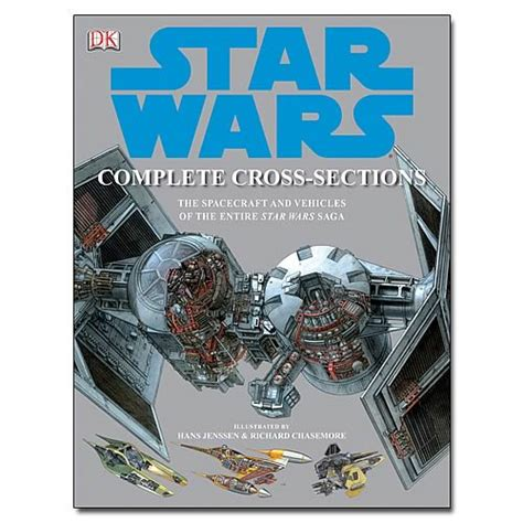 wars the last jedi cross sections books wars complete cross sections book dk publishing