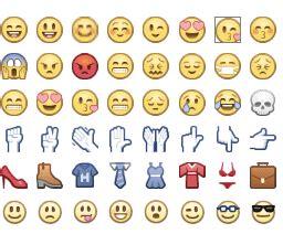 emoji ngambek facebook emoji daftar emoticon untuk facebook di