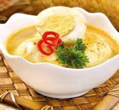 Gulai Ayam Cur Telur Ayam Kental Gurih cara membuat gulai telur ayam sedap gurih resep nasional