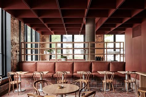 bentwood cafe in fitzroy melbourne by ritz ghougassian