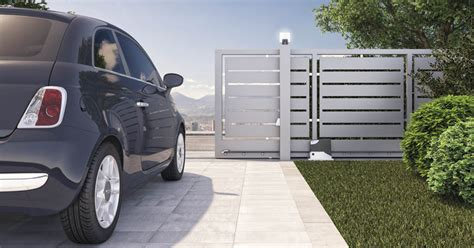 Design Your Own Home In Australia sliding gates automation nice s p a