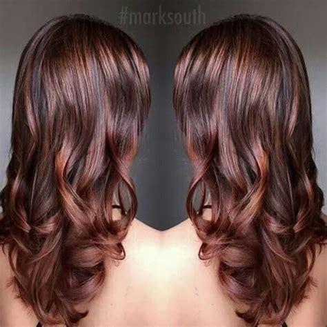 cinnamon color beautiful cinnamon brown hair color look book