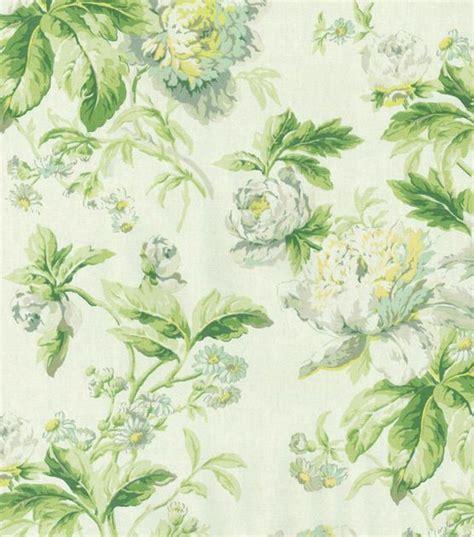 home decor print fabric waverly floral flourish clay jo ann 43 best images about decor on pinterest birch lane