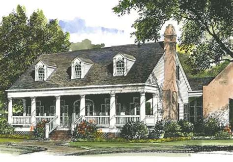 Small House Plans Louisiana Louisiana Garden Cottage Architect Southern