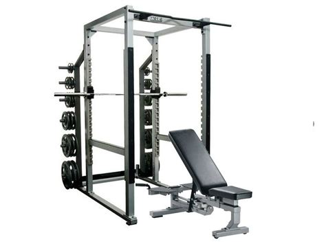 power rack bench combo york sts power rack and weight bench combo for sale