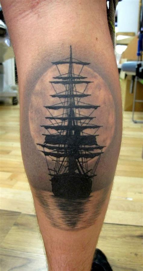 25 best ideas about ship tattoos on pinterest ship