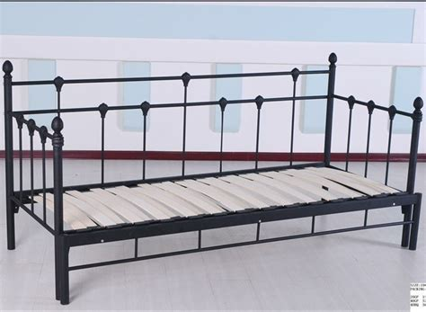 metal frame futon sofa bed sofa bed metal frame metal bed frame images metal frame