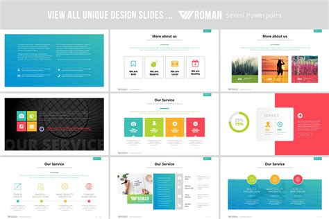 jenis layout di powerpoint mod 232 le powerpoint 66962 pour une agence de marketing