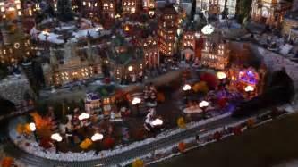 miniature extreme christmas village youtube