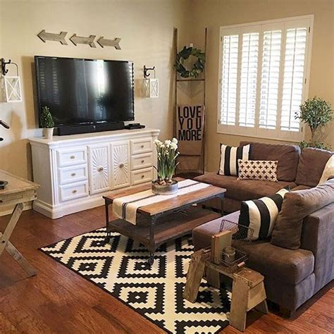rustic family room ideas 70 cozy farmhouse living room decor ideas crowdecor com