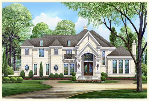 chateau house plans chateau design further country chateau house