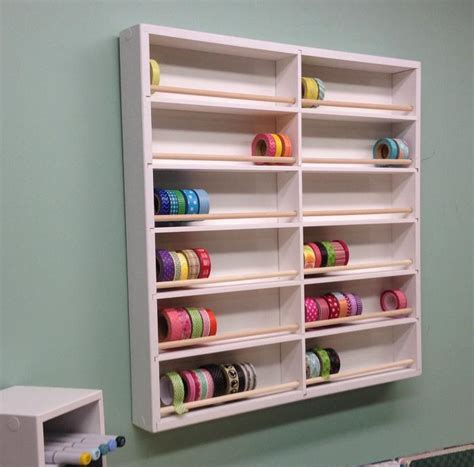Desk Organizer Collections Ribbon Washi Storage Organizemore