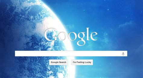 background themes for google homepage how to bring back the google homepage background image in