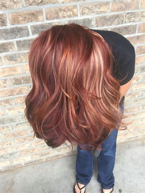 50 yearold with auburn hair pelo rojo mechas en ca 237 da para cabello and color de pelo