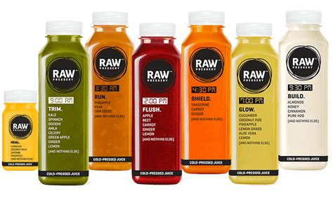Pressery Detox by Fresh Cold Pressed Juices Delivery Pressery