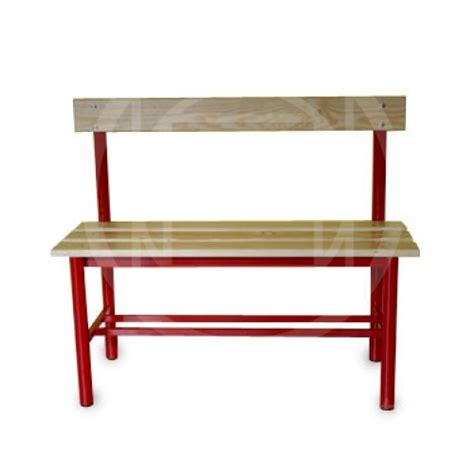 dressing room bench locker room bench painted steel bench