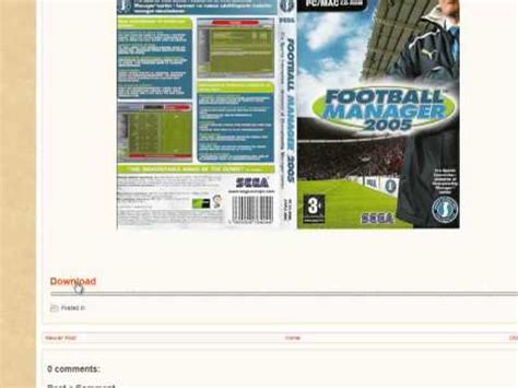 free full version pc games easy download 100 free download free football manager 2005 pc game full version