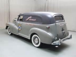 1948 Chevrolet Sedan Delivery 1948 Chevrolet Stylemaster Sedan Delivery 71068