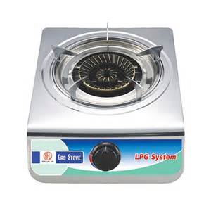 24 In Gas Cooktop Rfl Gas Burner Single S S Gas Stove 1 01srb Lpg Price In