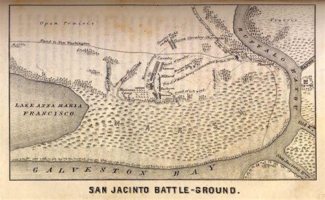 san jacinto map buy battle of san jacinto print henry mcardle painting