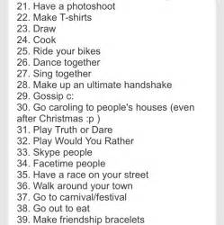 things to do at home with friends 100 things to do with your best friend trusper