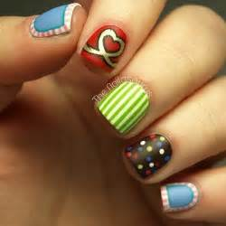 manicure at home 23 easy nail designs for nails to do at home