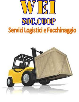 coop wei servizi logistici e facchinaggio wei soc coop portale