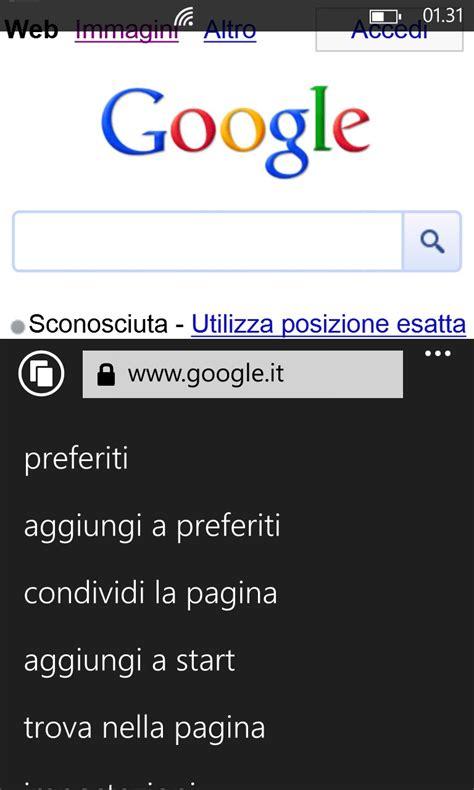 come impostare google come pagina iniziale in internet come impostare google come pagina iniziale del browser