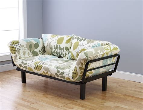 daybed or futon amazoncom futon sofa couch and daybed or twin bed size