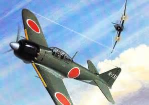 Mitsubishi Plane Ww2 Zero Aircraft New Visitors 3 Free Downloadable
