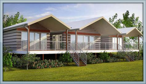 Design Your Own Transportable Home by Kit Homes New Caledonia Noumea Nouvelle Calildedonie