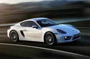 Porsche Camen 2013 Porsche Cayman Revealed Performancedrive